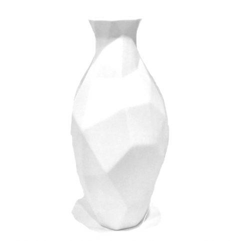 vaso branco porcelana Edros